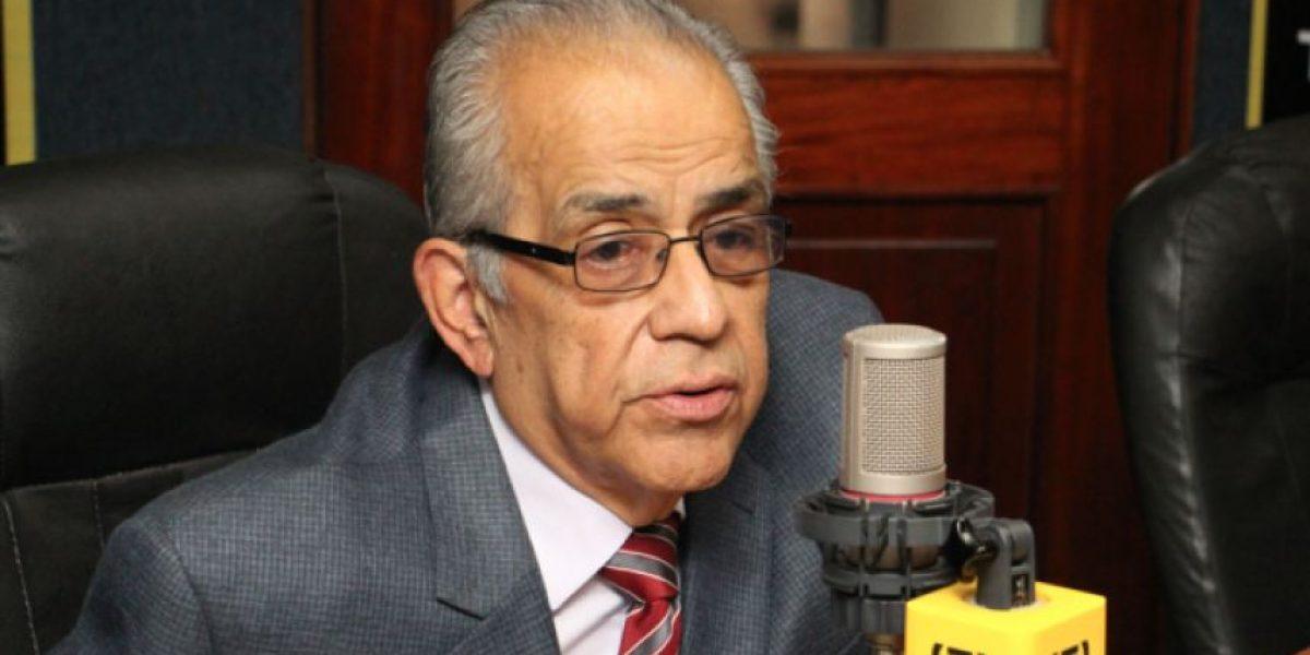 """Muere Carlos Reynoso Gil, magistrado clave contra el """"Serranazo"""""""