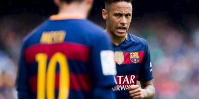 Termina contrato con Barcelona en 2018 Foto:Getty Images