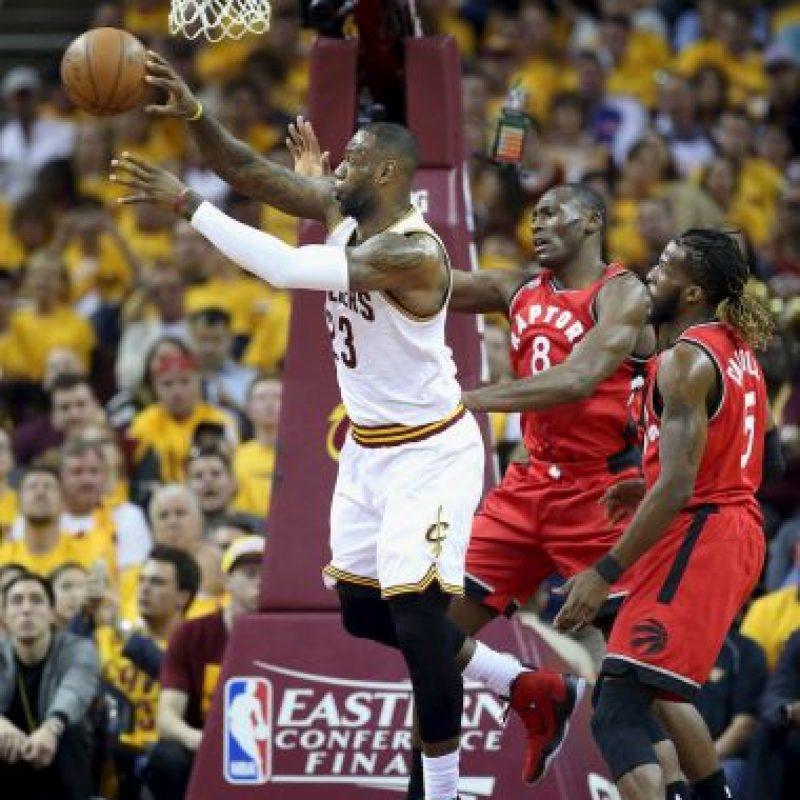 Cleveland Cavaliers suman 10 triunfos y ninguna derrota en estos playoffs Foto:Getty Images