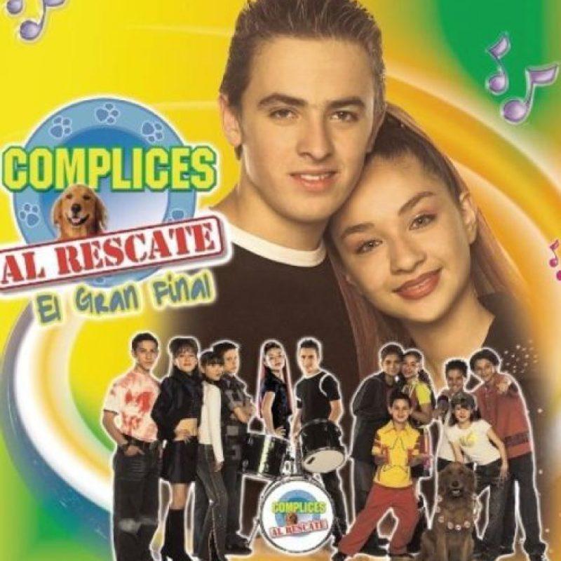 En la siguientes imágenes: Antes y después de niños protagonistas de telenovelas Foto:Instagram