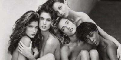 Y tan famosas que las llamaban por su nombre de pila. Foto:vía Vogue
