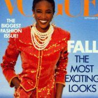 Naomi Campbell ha sido famosa por su carácter explosivo. Foto:vía Vogue