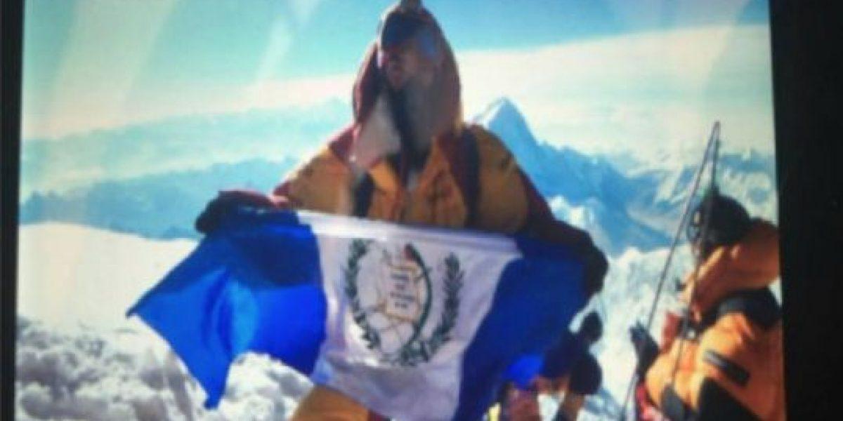 Con este video, Bárbara Padilla revive su triunfo en el Everest
