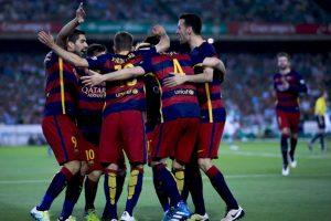 Uno de ellos conseguirá el doblete. Foto:Getty Images