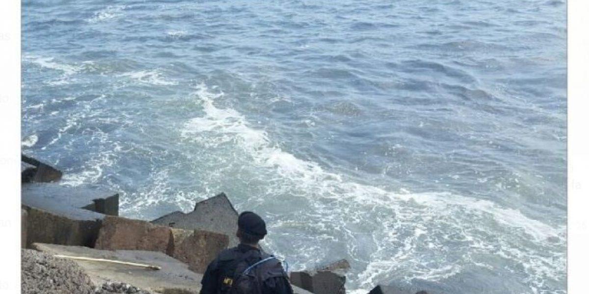 Flotan cuatro paquetes con 192 kilos de cocaína en el Pacífico