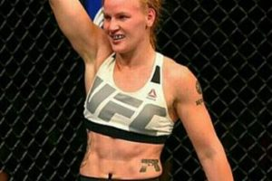 Valentina Shevchenko Foto:UFC