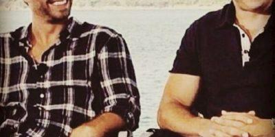 """El conmovedor mensaje de Vin Diesel a Paul Walker en el set de """"Furious 8"""""""