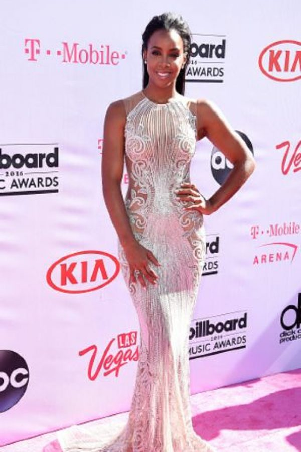 Kelly Rowland, impactante y bella. Foto: vía Getty Images
