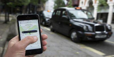 Se calcula que todos los viajes de Uber en el mundo, combinados recrean la distancia de ida y vuelta a Saturno. Foto:Getty Images