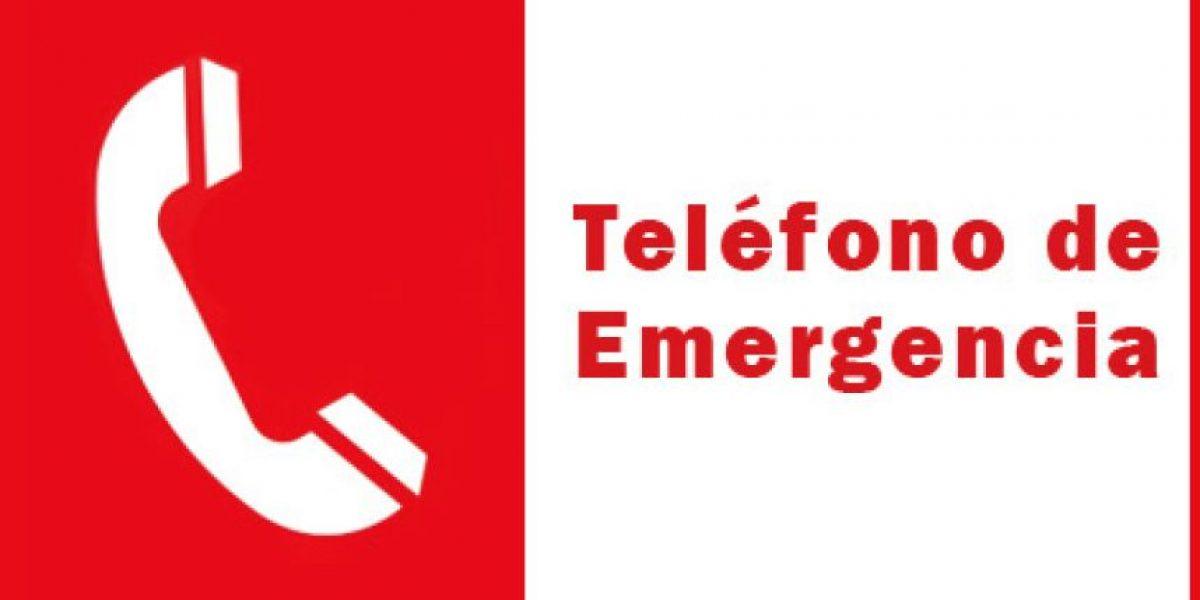 Diputado propone unificar el número de teléfono para emergencias