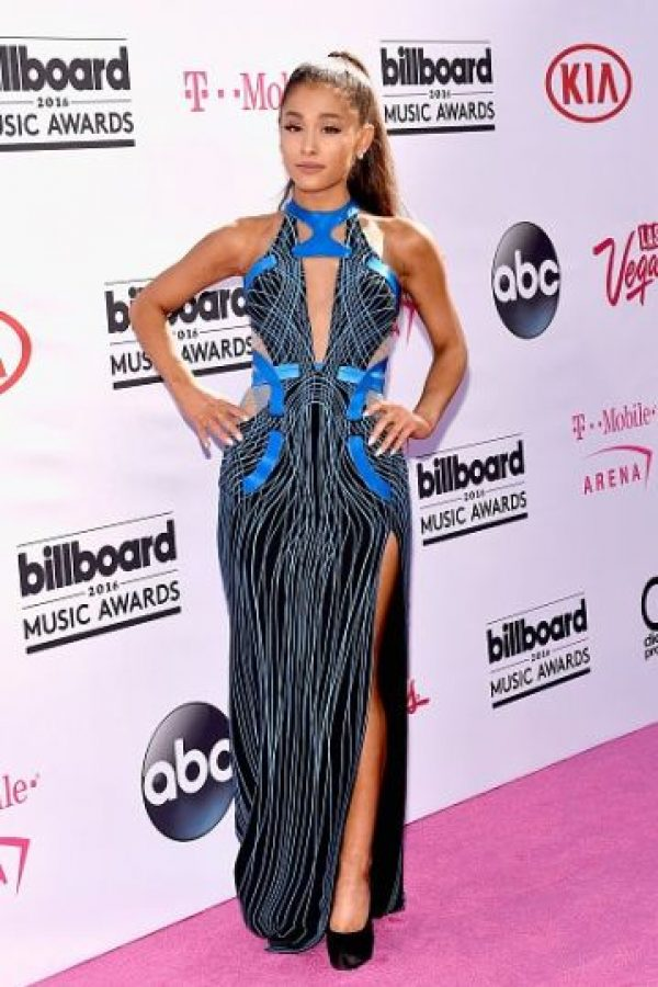 Su look en los Billboard Awards Foto: Getty Images