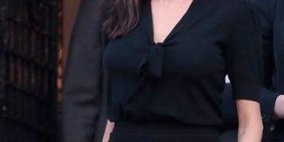 Angelina Jolie deja los sets para dar clases en universidad