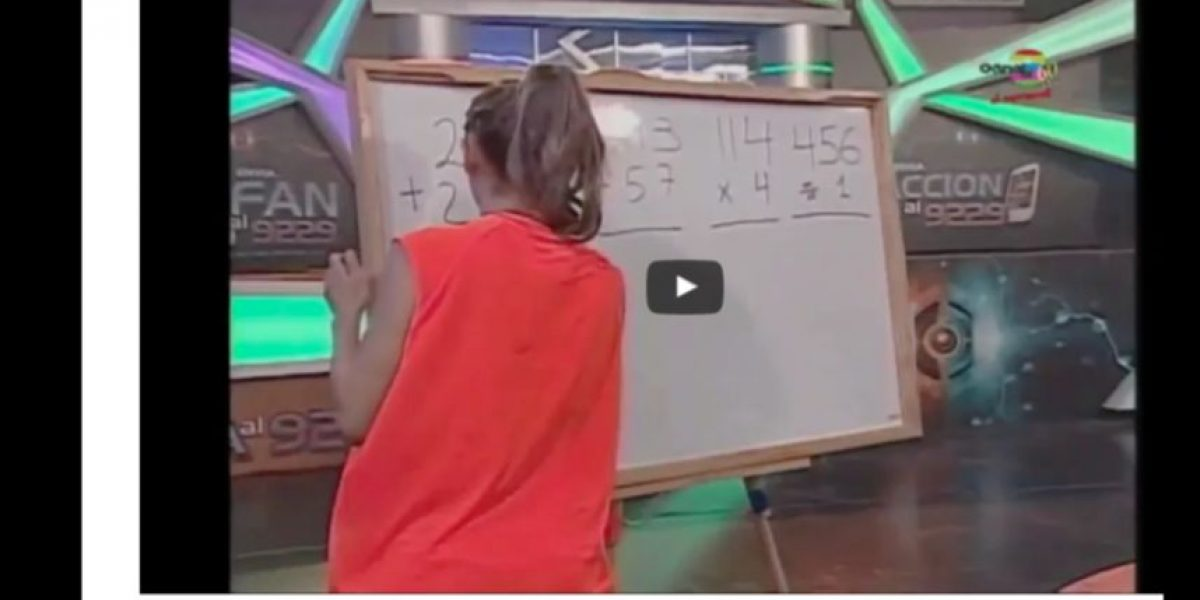 Así tituló la prensa internacional el error matemático en Combate