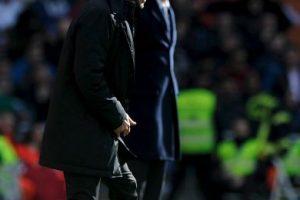 Diego Simeone dirige su segunda final de Champions Foto:Getty Images