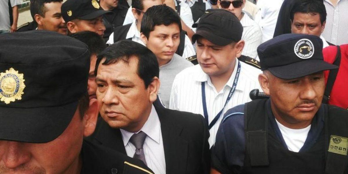 Juez José Luis Patán es citado por un caso de corrupción