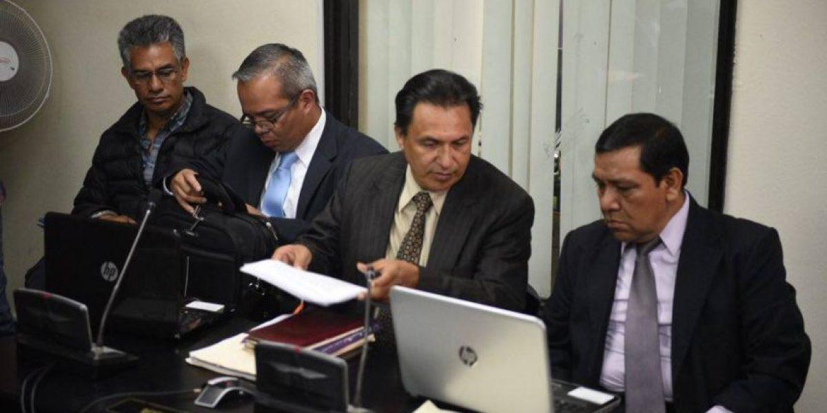 Juez José Luis Patán y exjefe de SAT comparecen ante juzgado por Caso Redes