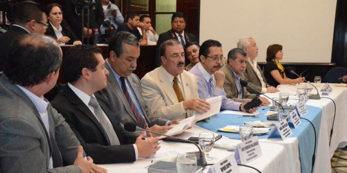 División entre diputados atrasa elegir a sucesor de Vladimir Aguilar en la CSJ