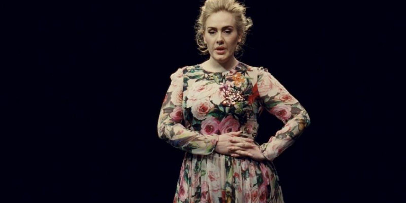 Adele estrenó su videoclip en los premios Billboard 2016 Foto:Vevo