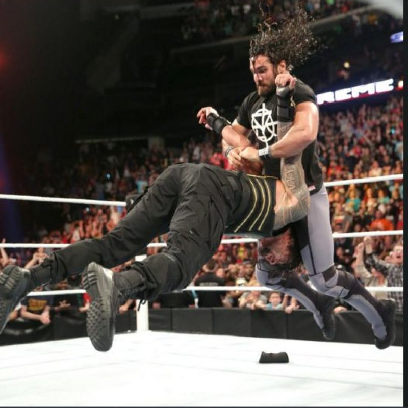 Rollins regresó despúes de seis meses de inactividad Foto:WWE