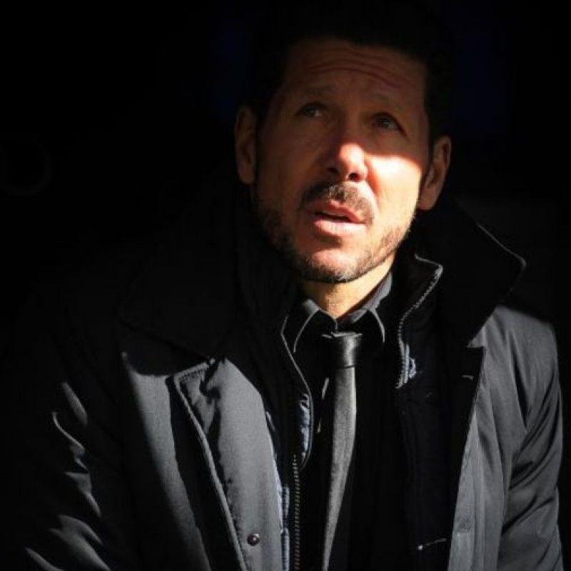 Diego Simeone quiere cobrar revancha por la derrota en la final de hace dos años Foto:Getty Images
