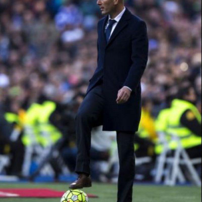 """Zidane va por su primera """"Orejona"""" como director técnico Foto:Getty Images"""