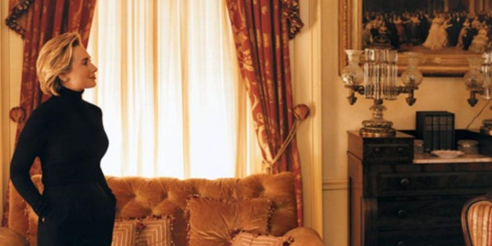 Marc Jacobs diseñó las camisetas de campaña de Hillary que usó gente como Anna Wintour. Foto:vía Vogue