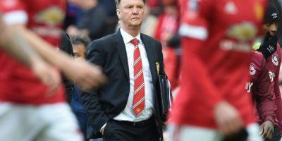 Comunicado oficial: Van Gaal deja el Manchester United