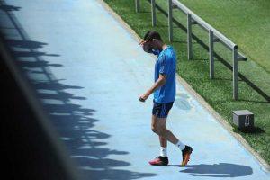 Pues ha sido el jugador del Real Madrid que más minutos lleva jugados esta temporada. Foto:Getty Images