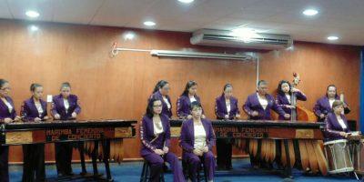 La Marimba Femenina de Concierto cumple 15 años y lo celebrará así...