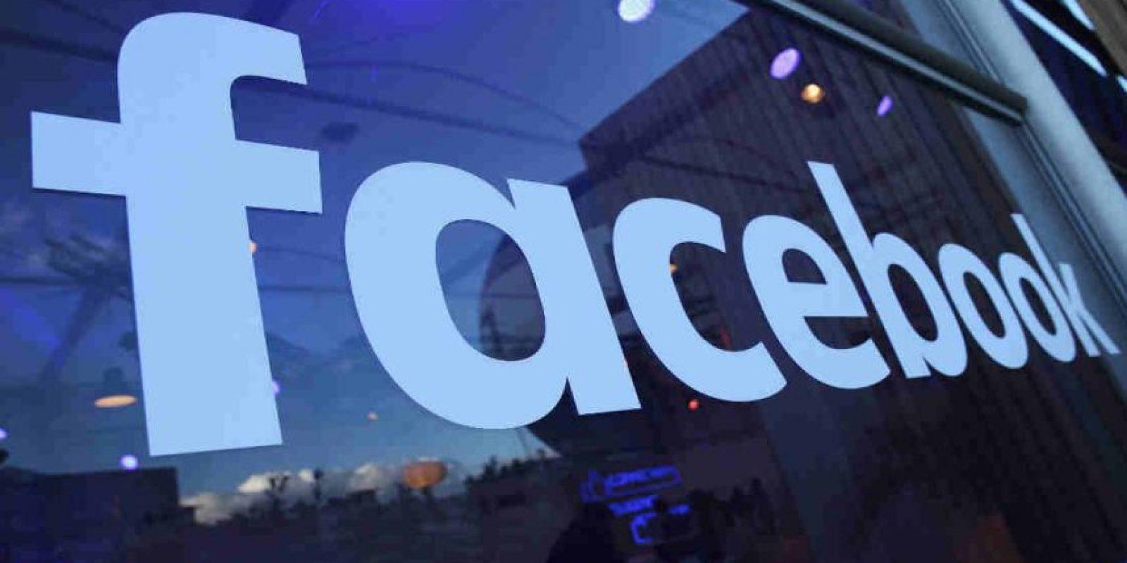 Facebook es la segunda red social más usada por los jóvenes. Foto:Getty Images