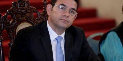 El 99 % de sectores le han recomendado a Jimmy Morales que sancione las reformas electorales