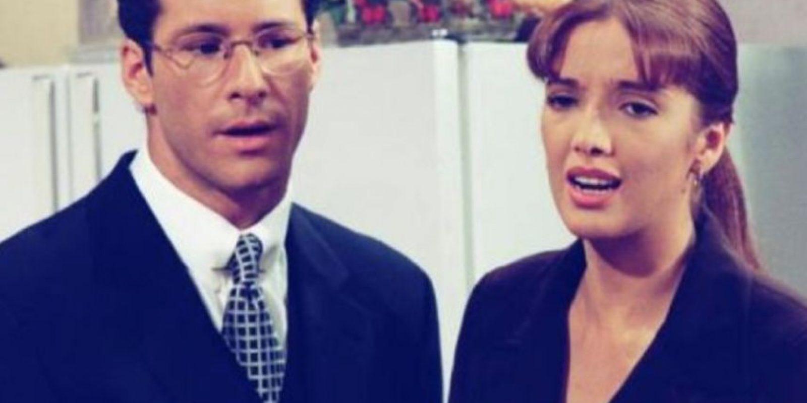 """""""Antes, las telenovelas eran más para las amas de casa, y no se pensaba en la mujer como un ser que deseaba a los hombres de manera sexual."""" Foto:vía Televisa"""