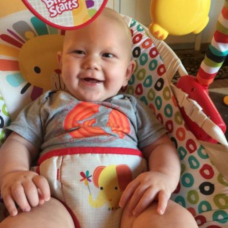 Sus padres descubrieron que tenía golpes al regresar de una cita Foto:Facebook.com/joshua.marbury.3
