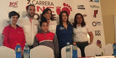 Niños con problemas neurológicos serán beneficiados con la Carrera GNC