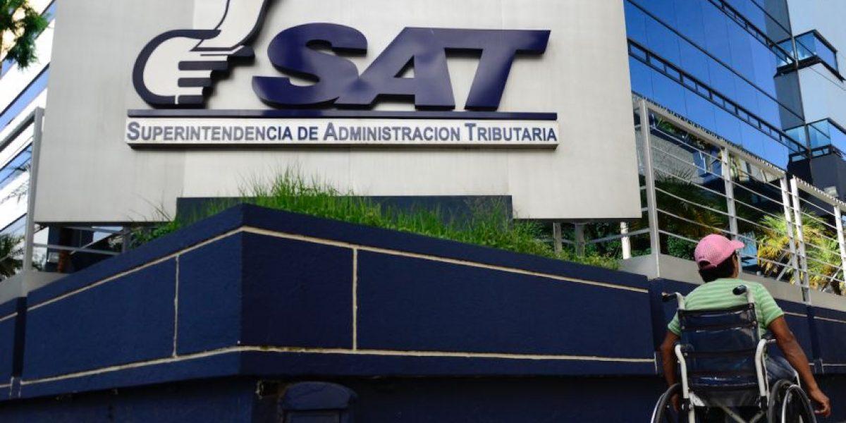 SAT logra pago de Q27.8 millones de empresa morosa