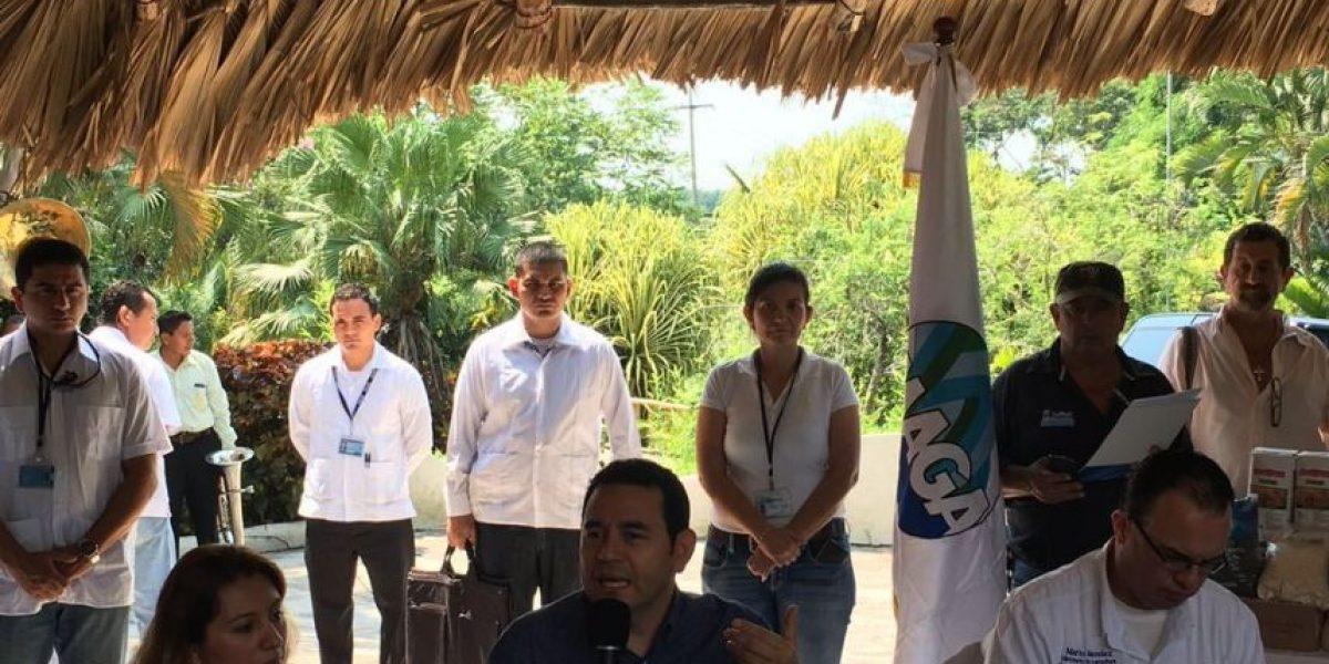 Presidente Morales insiste en que no se debe eliminar la figura del antejuicio