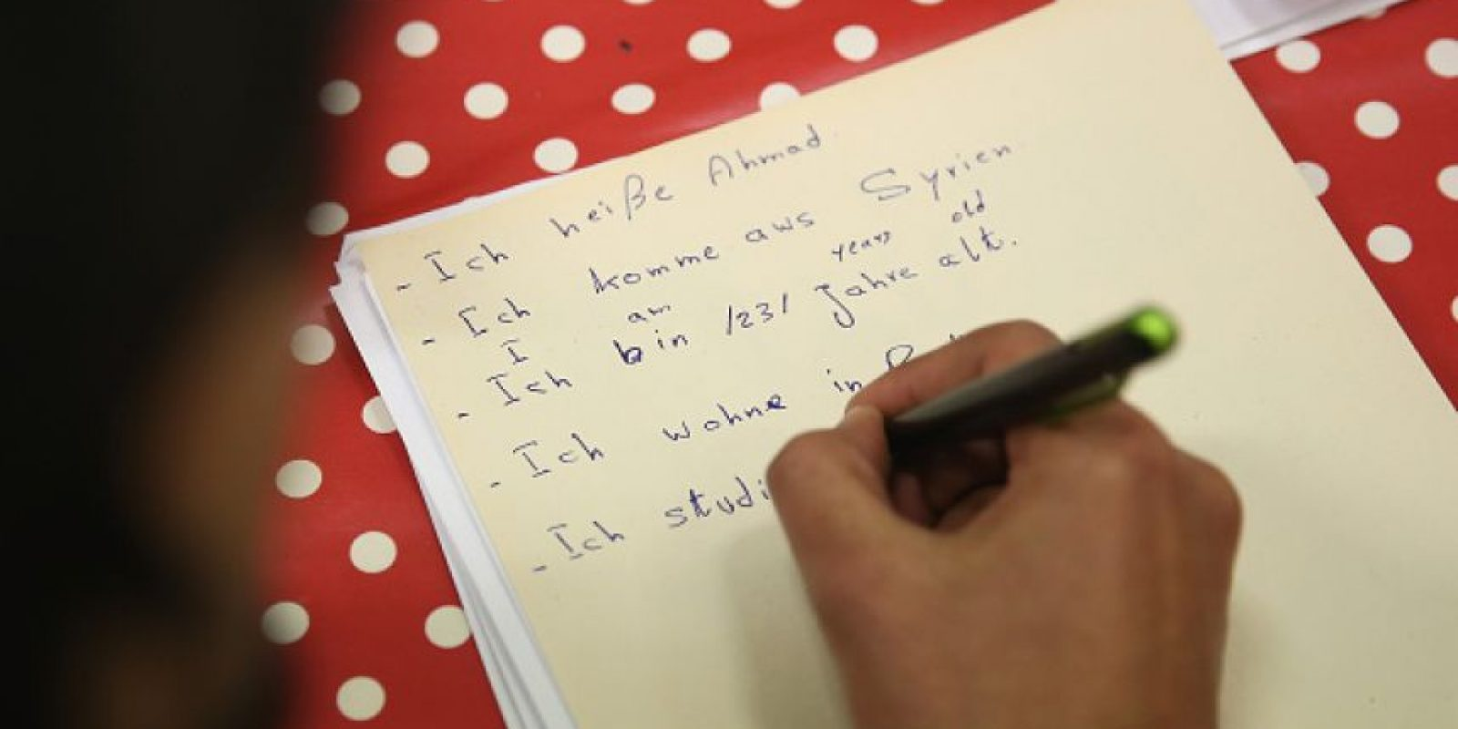 El analfabetismo en el mundo Foto:Getty Images