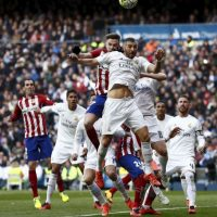 Real Madrid vs. Atlético de Madrid se miden en la final Foto: Getty Images