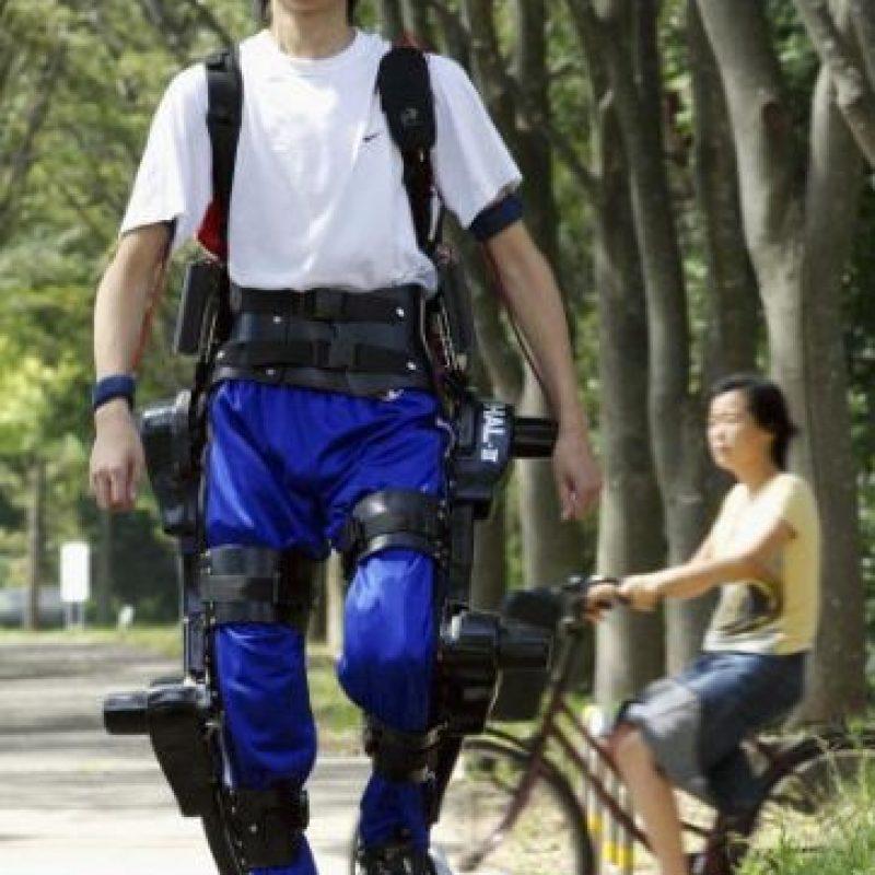 Tienen sensores que captan la información de cómo quiere moverse el usuario Foto:Getty Images