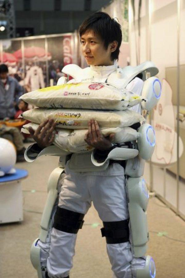 Información: Exoesqueleto.com.es Foto:Getty Images
