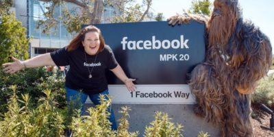 """Mark Zuckerberg sorprende a """"Mamá Chewbacca"""" por su video más visto de la historia de Facebook"""
