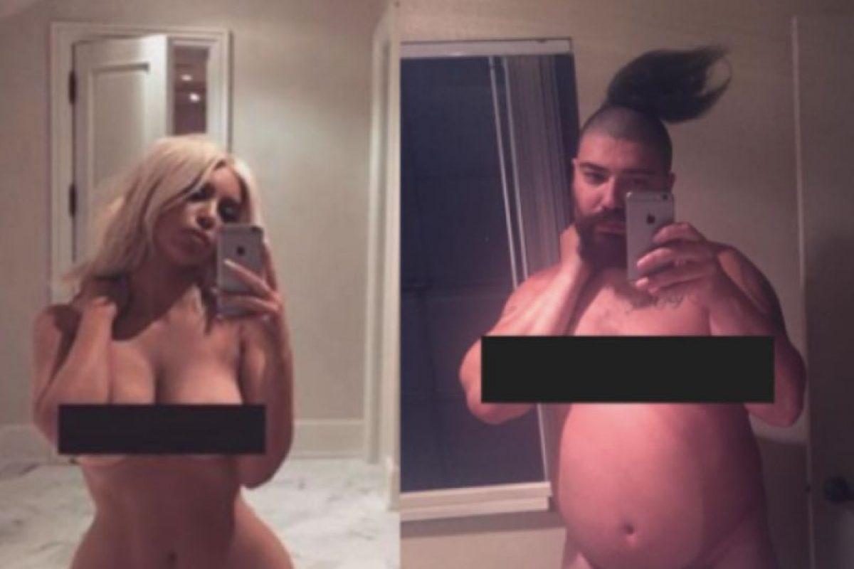 Revisen siempre el mejor lugar para tomarse su selfie, porque a contraluz o contra un espejo no sale siempre del todo bien. Foto:Instagram