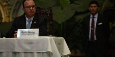 Ministro de Agricultura emite comunicado ante señalamientos