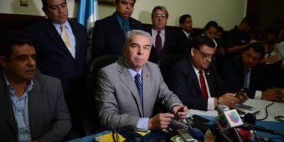 MP presenta solicitud de antejuicio contra la junta directiva del Congreso que presidió Luis Rabbé