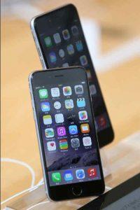El nuevo iPhone 7 podría llegar en septiembre de este año. Foto:Getty Images