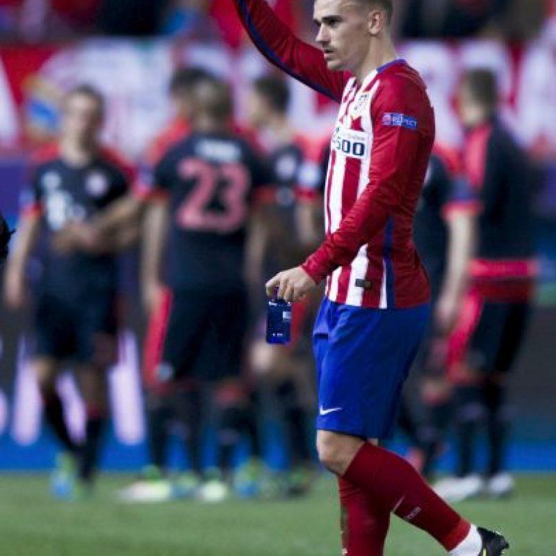 """Con una carta de 60 millones de euros es el más caro del """"Atleti"""" Foto:Getty Images"""