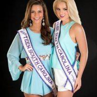 Ganó un concurso de belleza local en Carolina del Sur Foto:Twitter.com/madisoncox13