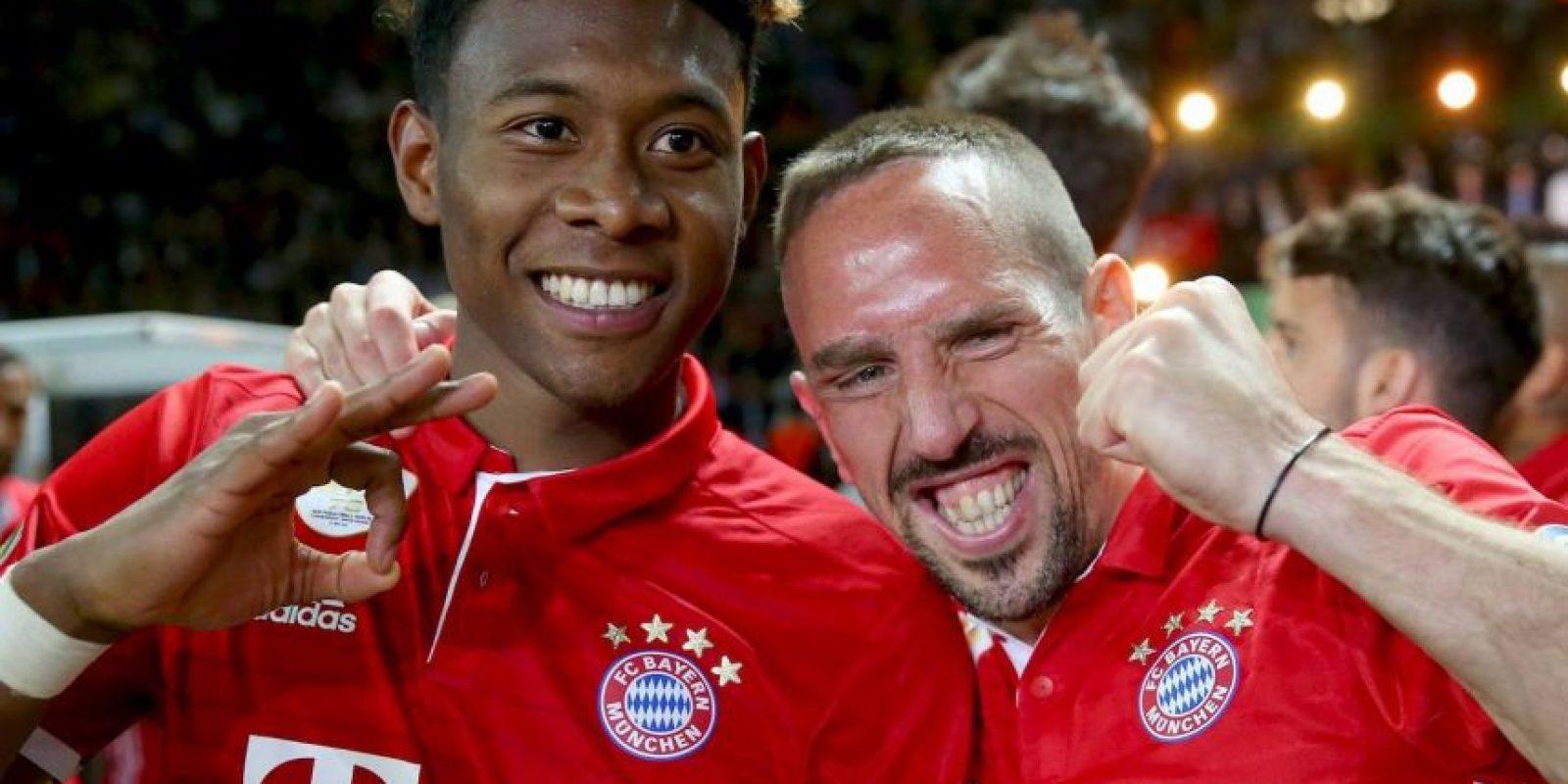 Foto:Vía facebook.com/fcbayern.es