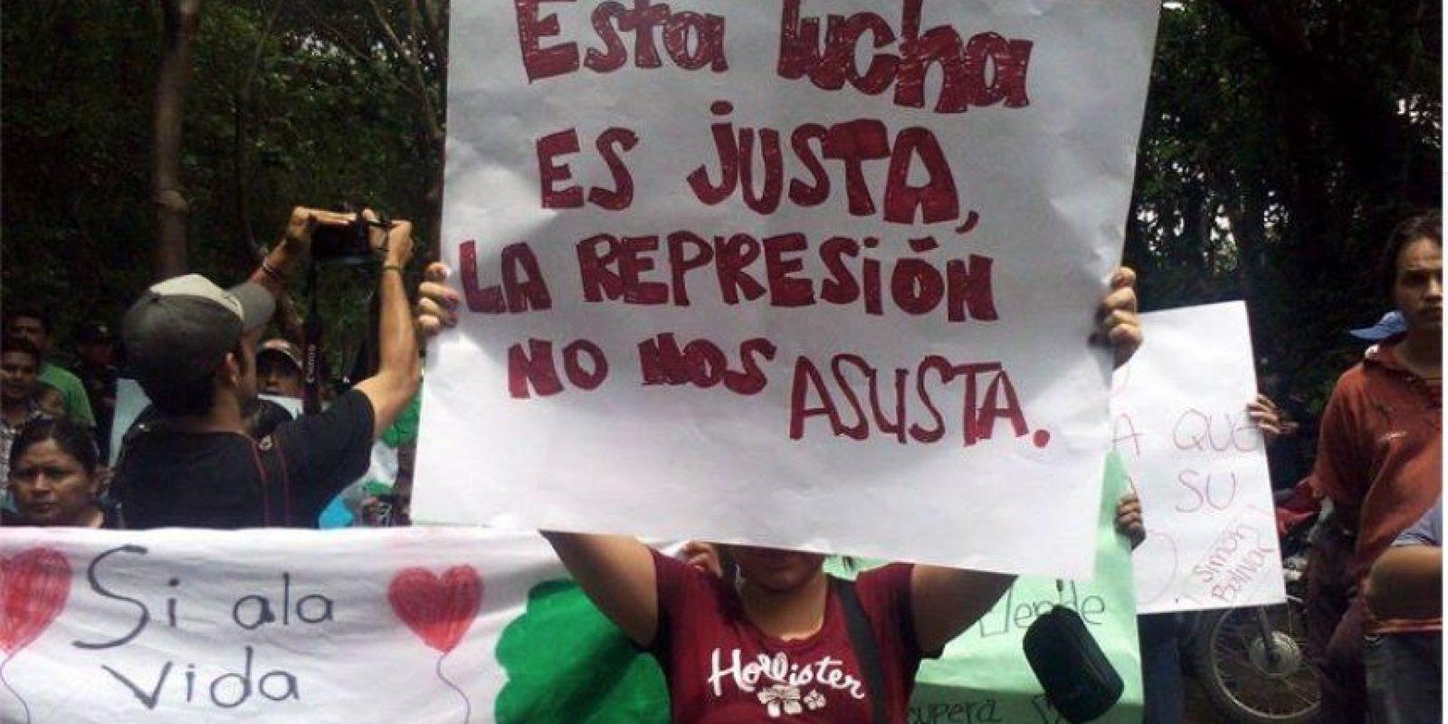 Foto:La Puya en Resistencia
