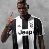 La elegancia predomina en el diseño del nuevo jersey de Juventus. Foto:Vía instagram.com/adidasfootball